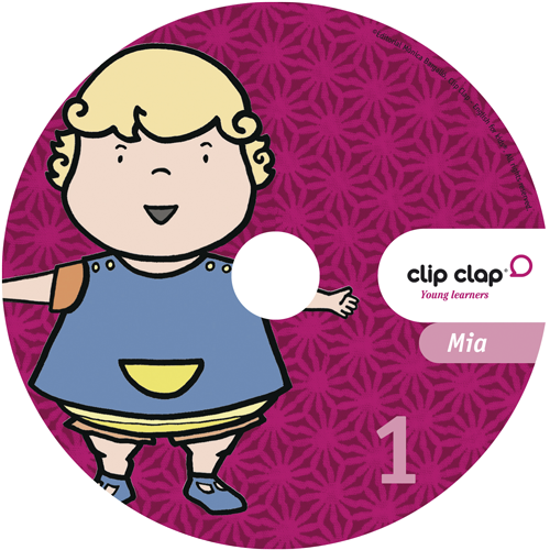 Clip Clap Young learners - Mia 1