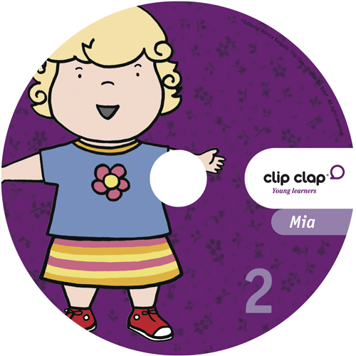Clip Clap Young learners - Mia 2