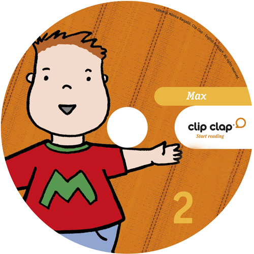 Clip Clap Start reading - Max 2