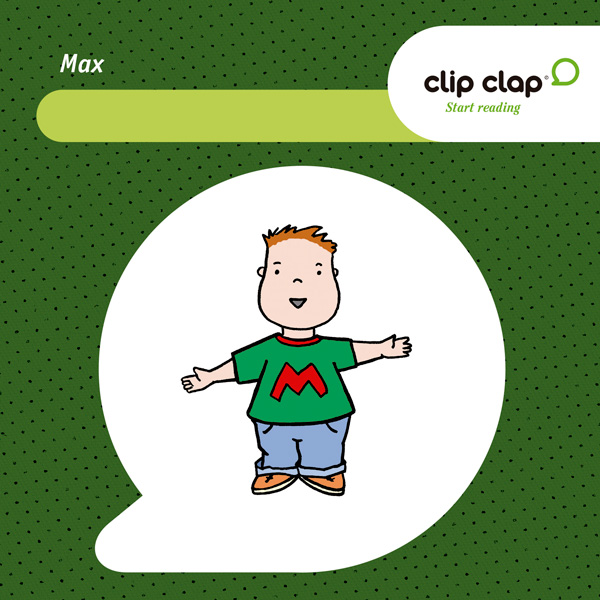 Clip Clap Start reading - Max 1